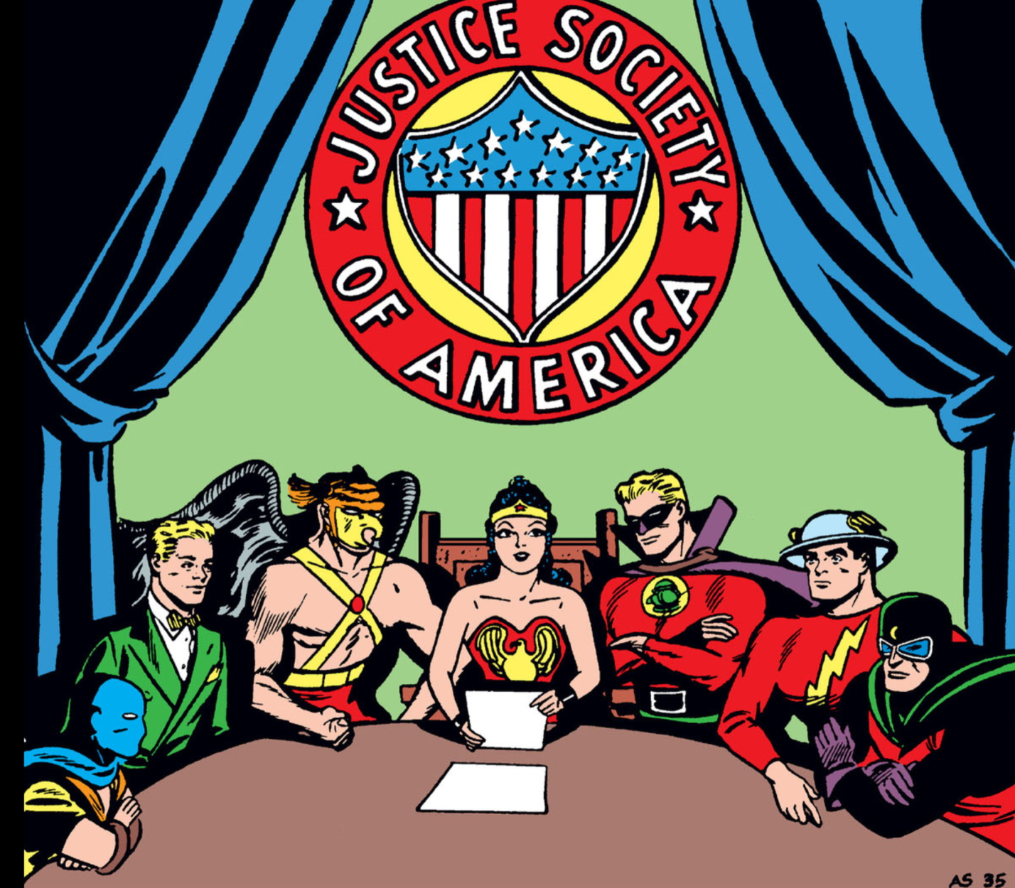 JOhnny and the JSA