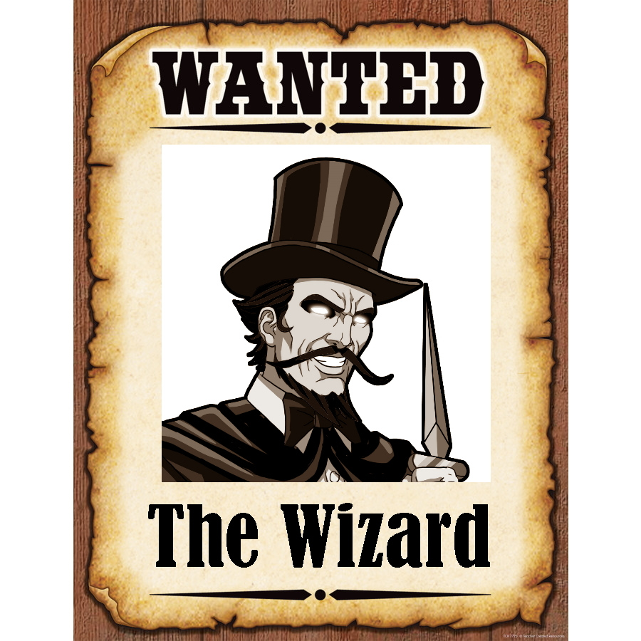 Wanted Poster Wizard