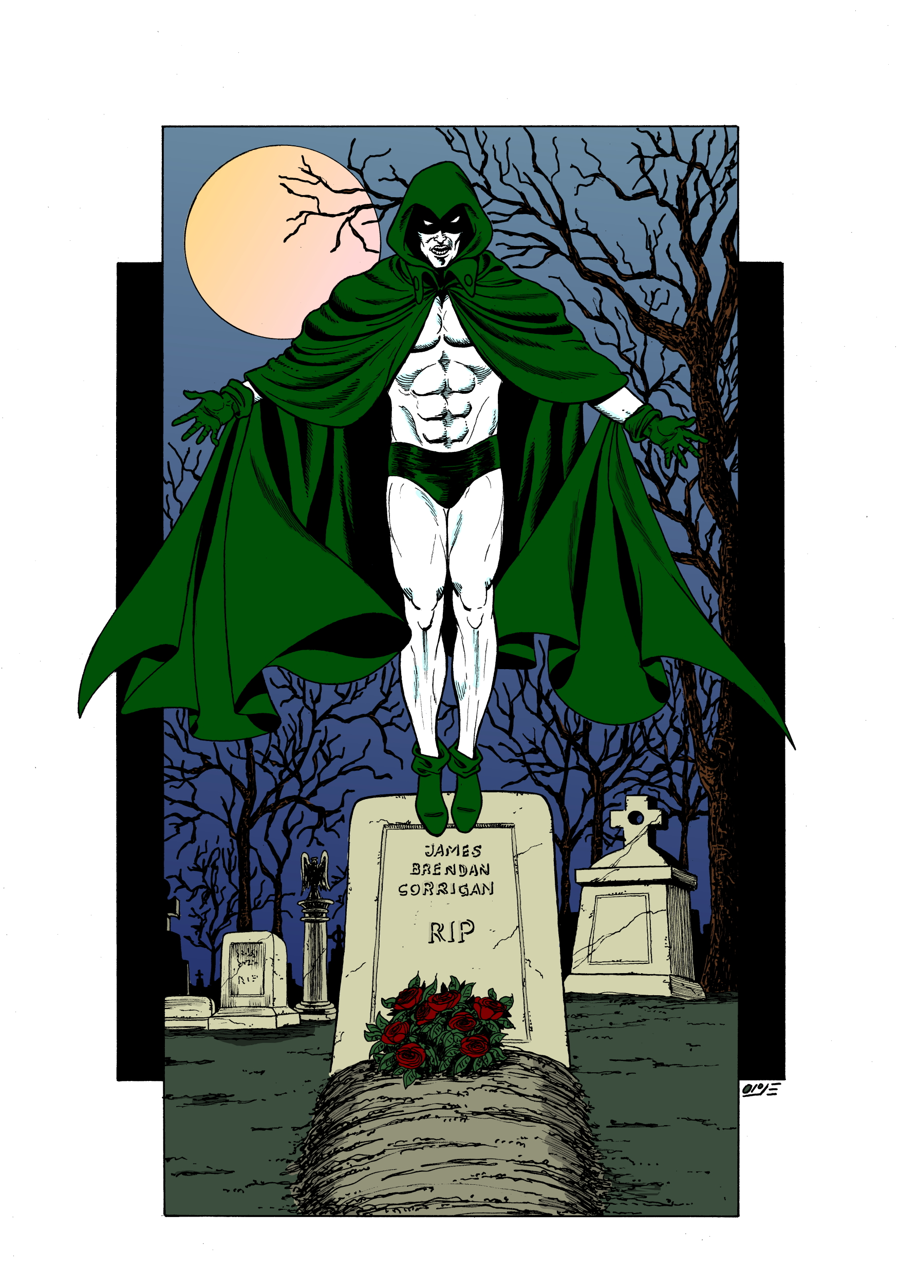the spectre inks resize